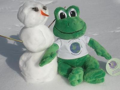 Frog and Snowman