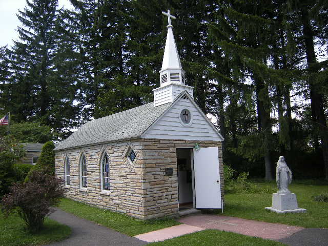 Smallest church