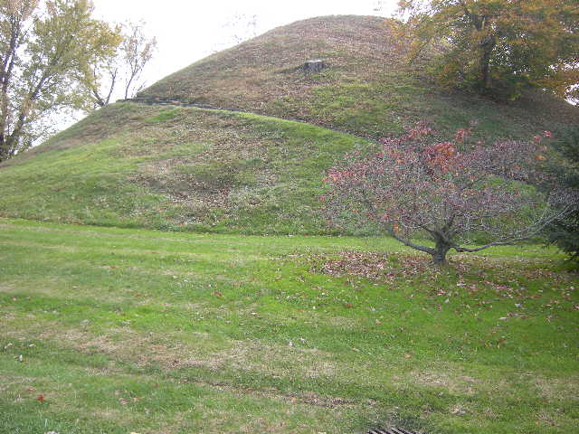 Grave Creek Mound